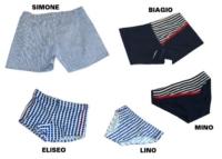 Simone - Biagio - Mino - Lino - Eliseo - Collezione Bambini